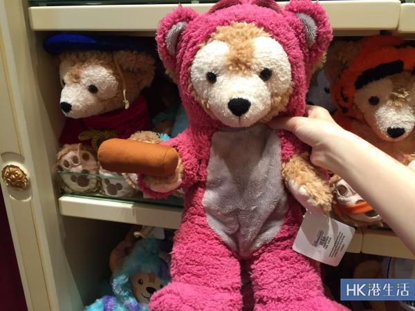 Duffy公仔($318)