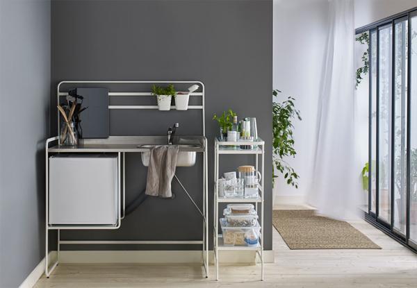 平價迷你廚房!IKEA 2017新品懶人包