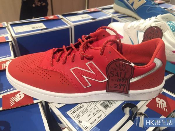 波鞋$200有找!2大人氣運動品牌開倉
