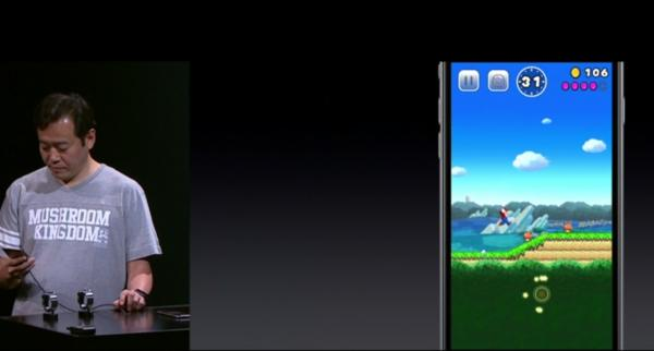單手操作、可對戰!Super Mario Run年底跳入App Store