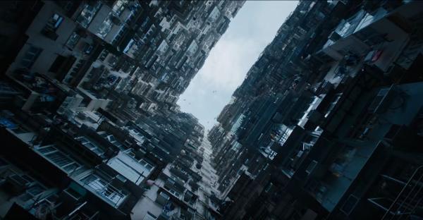 跟住《攻殼》遊「變樣」香港!首支預告3大亮點