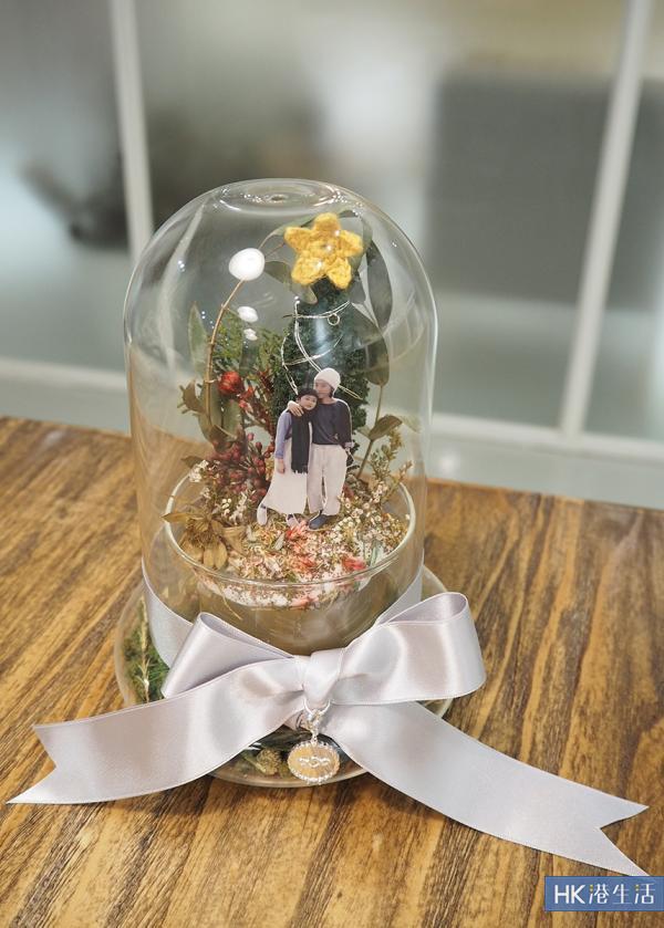 夠夢幻!聖誕玻璃瓶 ($369/位)