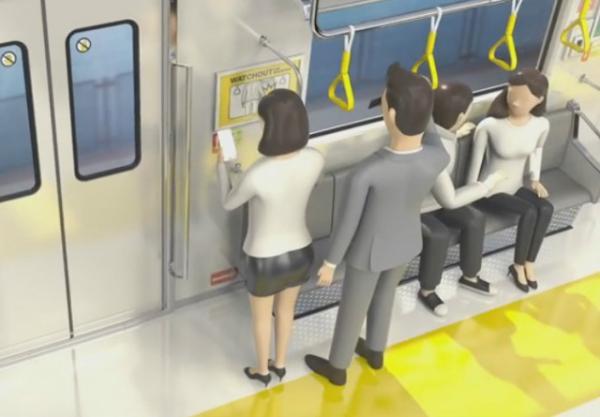搭地鐵上5大乞人憎行為