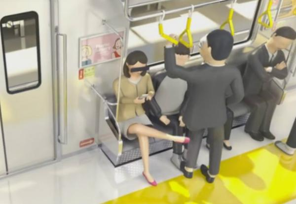 地鐵上5大乞人憎行為