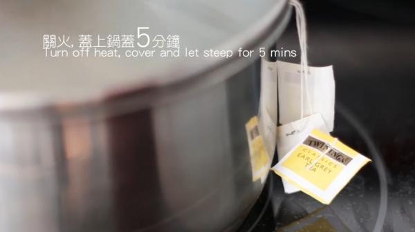 5樣材料輕鬆自製:伯爵茶牛奶布丁