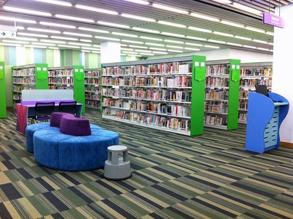 香港公共圖書館(圖:香港公共圖書館官網)