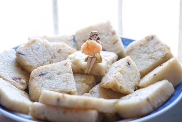 過年必食!自家風味蘿蔔糕食譜