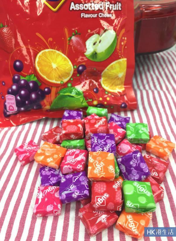 一年又見面!新年全盒必見糖果