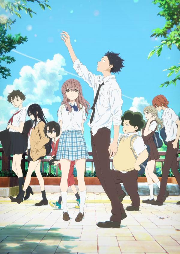 日本票房媲美《你的名字》!《聲之形》香港確定4月上映