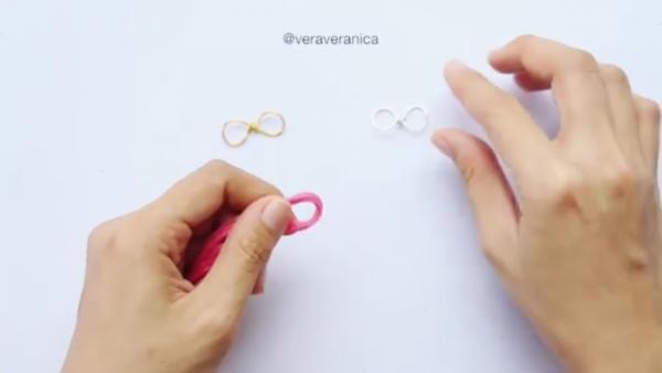 為閨蜜送上一點心意  5分鐘自製寓意永恆的infinity bracelet