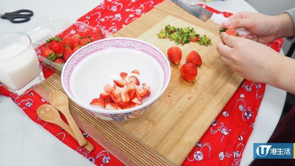 迎接櫻花季!無難度自製粉紅富士山乳酪凍