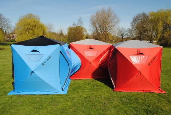 露營恩物!1個人2分鐘極速搭好帳篷