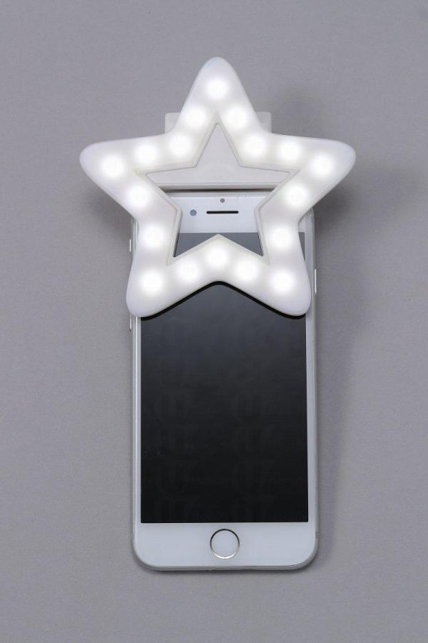 7月號《CanCam》隨書附送 星型自拍補光燈