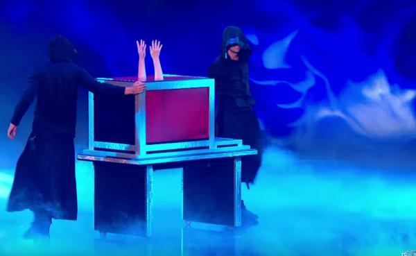 英國Britain's Got Talent 美女魔術師變出「會走路的斷肢」