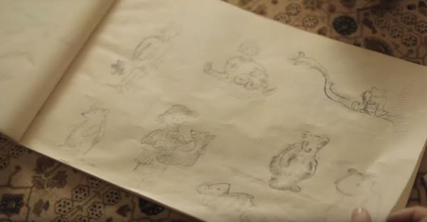 小熊維尼誕生故事搬上銀幕 「小丑女」新戲行溫情路線