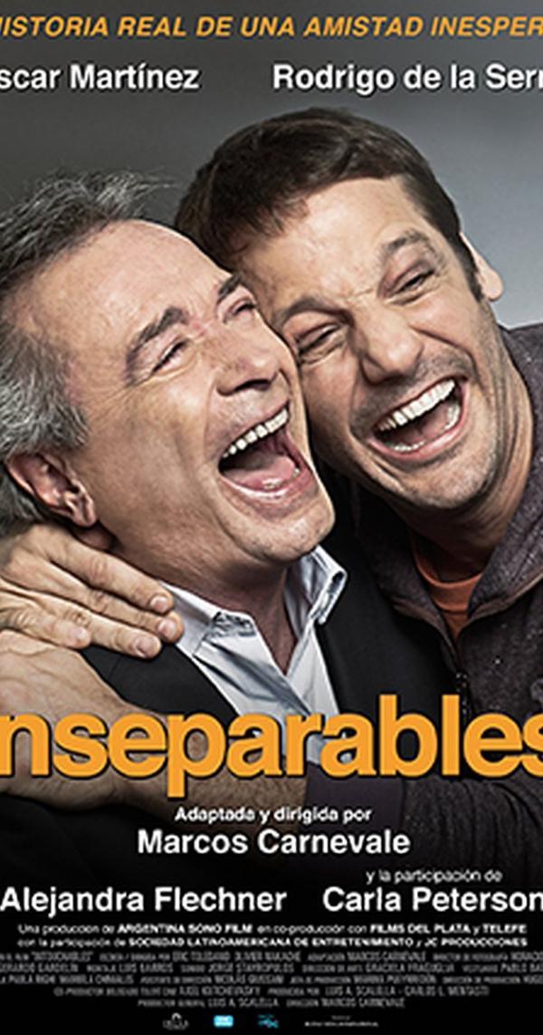 阿根廷感動喜劇《Inseparable》癱瘓富翁被爛仔看護改變沉悶半生