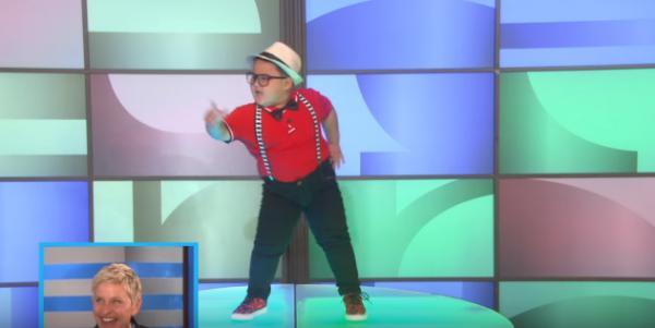 6歲菲律賓小肥仔紅到美國!勁柔軟舞姿跳Bang Bang