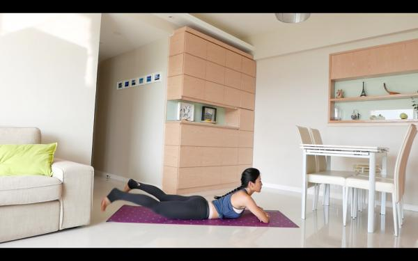 一次過減走肚腩大腿肥肉!8分鐘全身爆汗運動