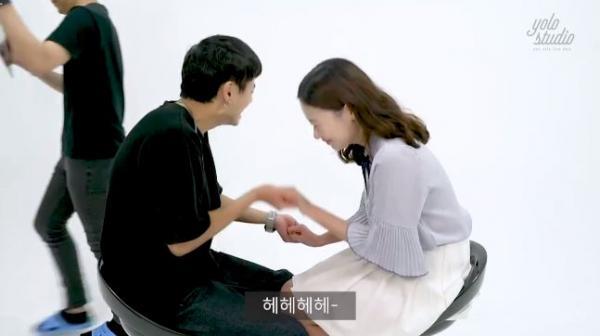 韓國O/X情侶配對遊戲