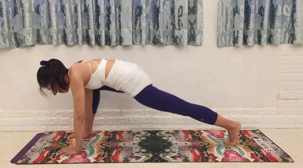 瑜伽導師教你3個動作瘦全身 一次過減大肚腩/拜拜肉/粗小腿