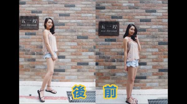 156cm嬌小女生變長腿女神!6個影相技巧幫你拉高10CM