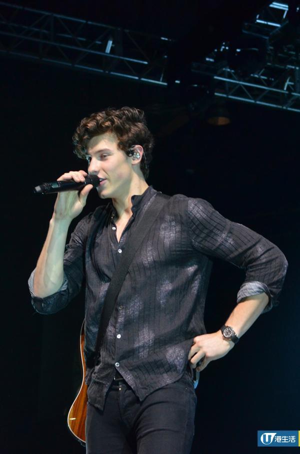 香港個唱狂冧粉絲 加拿大歌手Shawn Mendes:我應承唔會走!