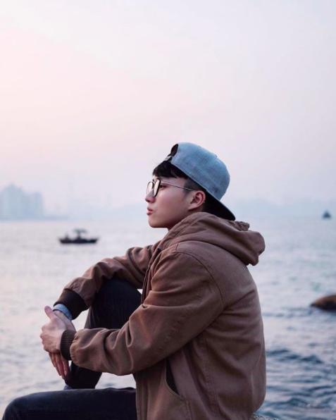 TVB新晉男藝人周嘉洛