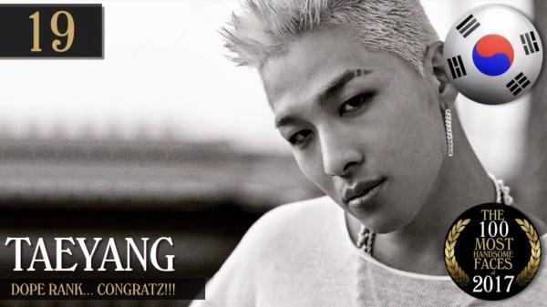 BTS成員爆冷登全球百大帥哥之首 Jackson@GOT7成唯一上榜香港人