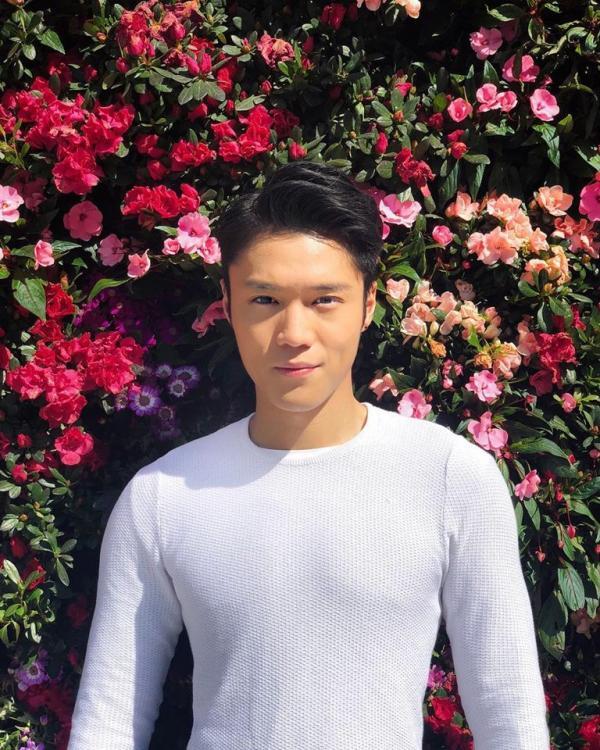 TVB新晉男藝人丁子朗