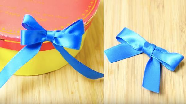 2种蝴蝶结的绑法打出完美蝴蝶结快速学识简单小技巧