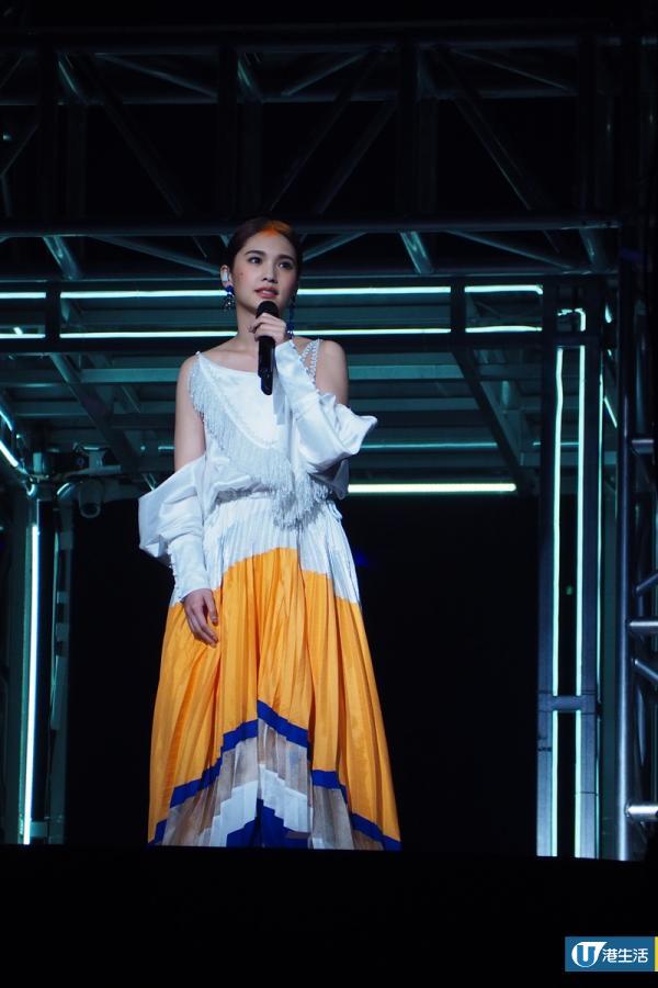 楊丞琳Rainie青春住了誰巡唱2018香港紅館場