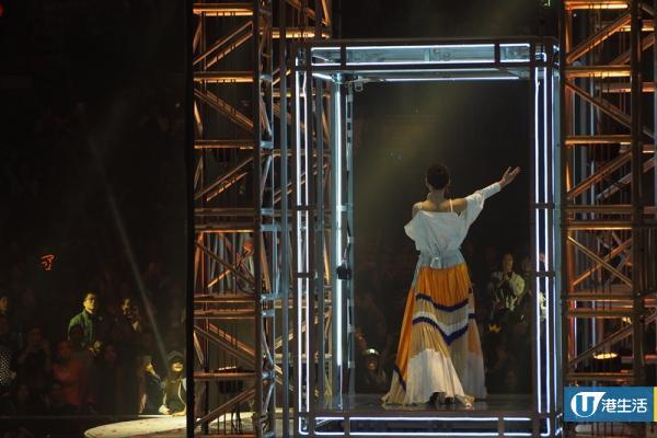 楊丞琳Rainie香港紅館場唱廣東歌