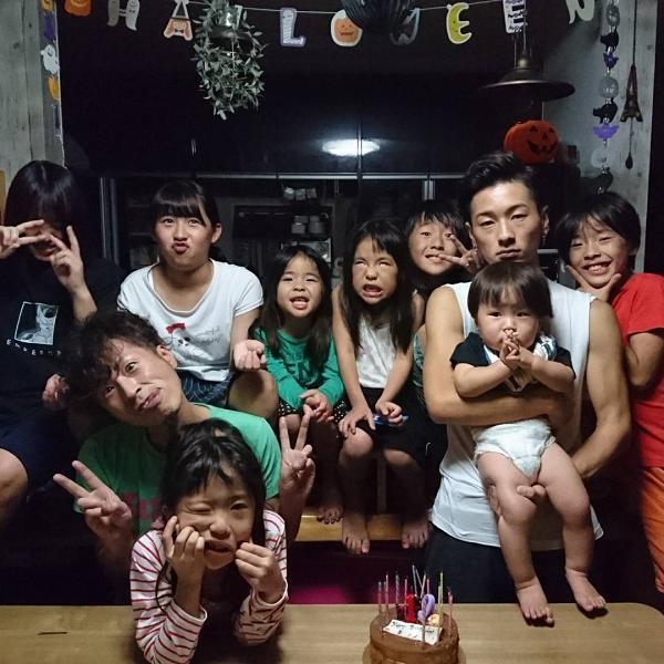 家 家族 漆山 大