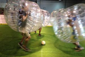 圖:FB@Bubble Soccer Hong Kong