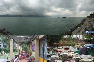 香港的西岸 屯門小欖沿海BBQ、跳蚤、Cafe遊