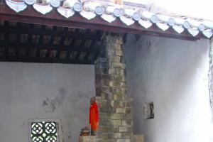 協天宮及鶴山寺的廚房