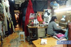 欽州街布藝市場