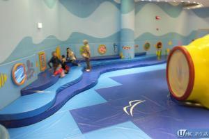 調景嶺體育館兒童遊戲室