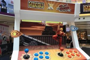 街霸Street Fighter跳岀畫面 重現經典