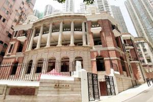 於 1960 至 2004 年期間 ,甘棠弟一直是為摩門教香港教會的分址。