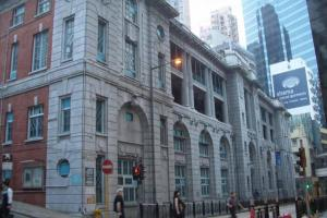 舊中區警署最早建於1864年。