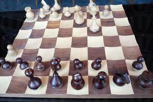 精緻小擺設:象棋。