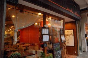 南華會上山路上近年開設了不少特色食肆,阿麥廚房是其中一家有心餐廳。