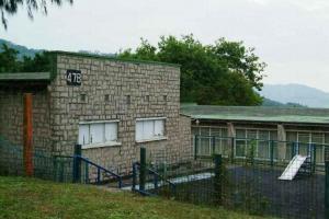 石崗軍營仍存有一此懷舊的遊樂場設施,與市區所見的略有不同。