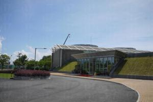 屯門環保園的訪客中心最近開放予市民預約參觀。