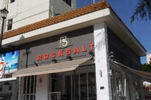 Rocksalt 餐廳位於赤柱大的當眼位置。