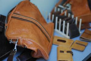 這個皮袋就是Cysus 至愛,前前後後花了年多時間來修修改改。