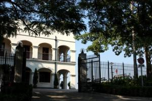 由屏山警署改建成的鄧族文物館展出了不少鄧族的文物與珍貴圖片。