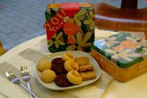 不想買一式一樣的賀年禮盒?今年不妨買 ibakery 的新春曲奇作送禮之用。