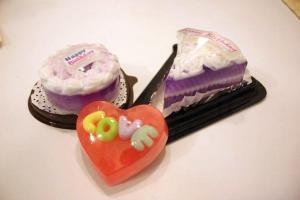 只要花點心思,就可以製作出各式各樣的肥皂作品。